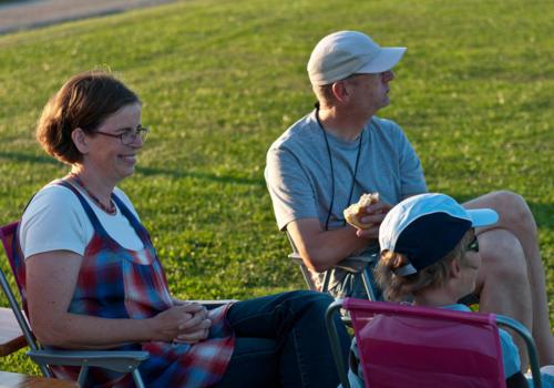 Elektromeisterschaft 2011 - Familienausflug